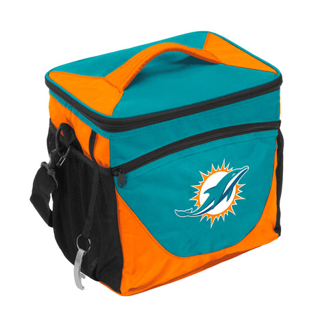 Miami Dolphins NFL  24-Pack Cooler