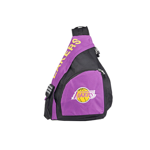 "Los Angeles Lakers NBA ""Leadoff"" Sling (Purple/Black)"