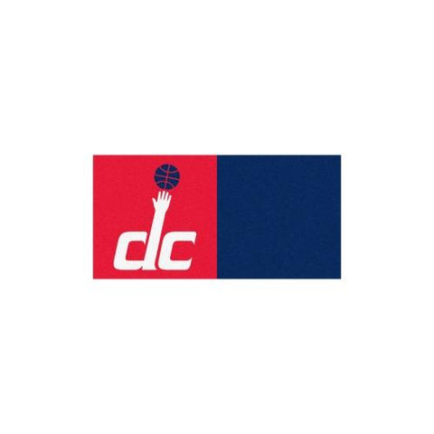 "Washington Wizards NBA Carpet Tiles (18""x18"" tiles)"