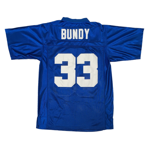 Bundy #33 Polk High School Football Throwback Jersey