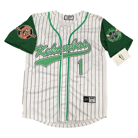 G-Baby #1 Kekambas Baseball Throwback Jersey