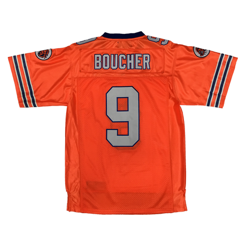 Boucher #9 University of Louisiana Cougars Football Throwback Jersey