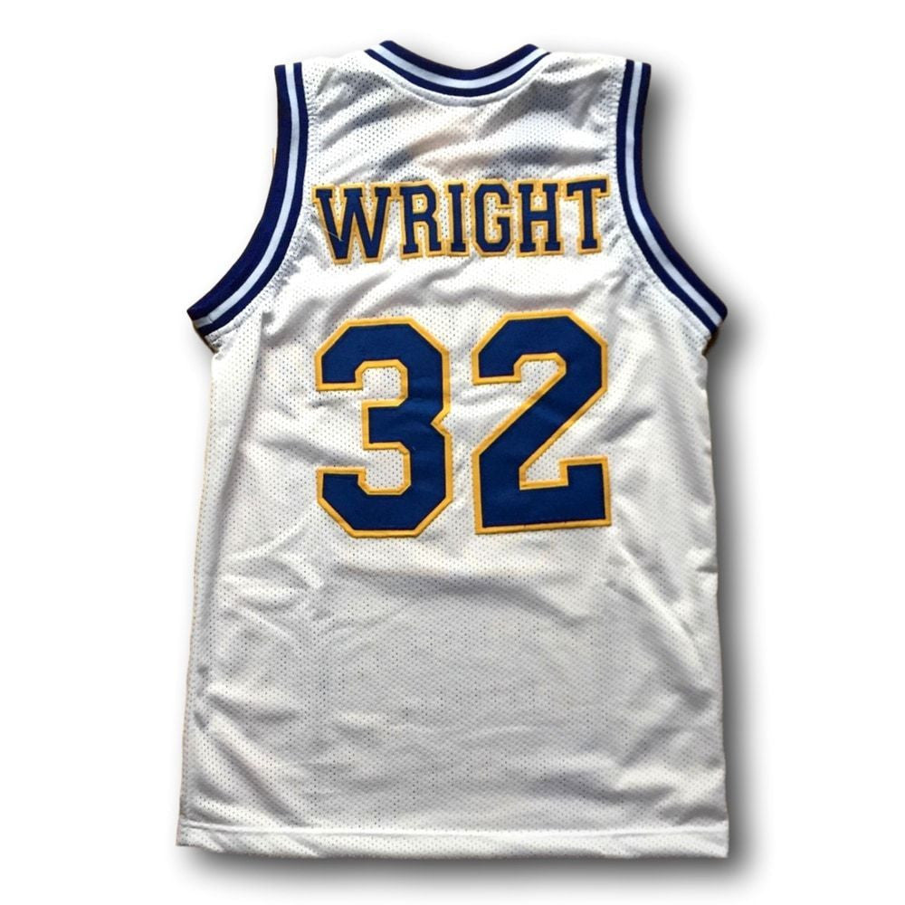 Wright  32 Crenshaw High School Basketball Throwback Jersey – Throwback  Jersey Shop 12908a692