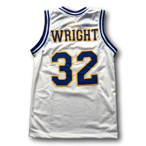 Wright #32 Crenshaw High School Basketball Throwback Jersey