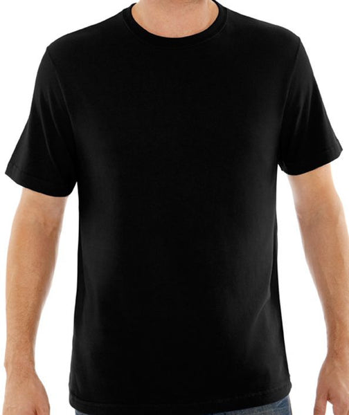 Passive Wear Tee - Men's Short Sleeve Crewneck T-shirt (9oz combed cotton)