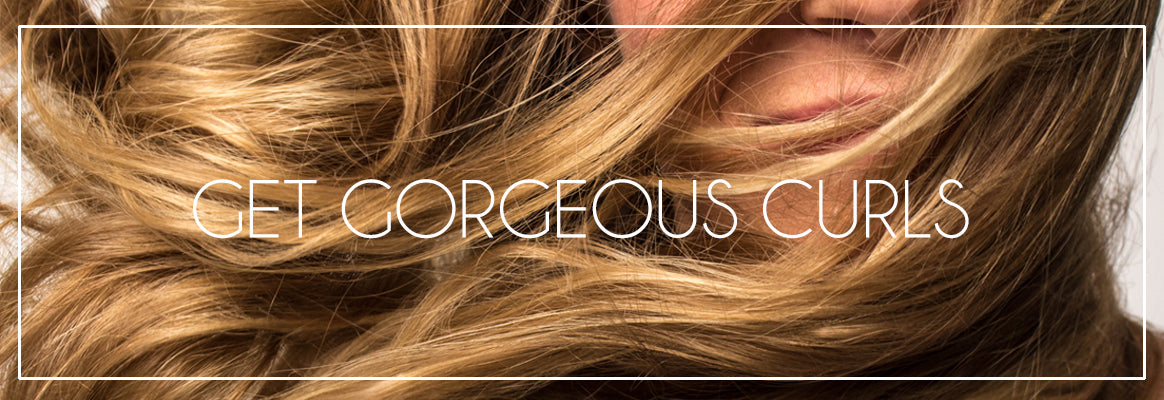 Ready to Get Gorgeous Curls?