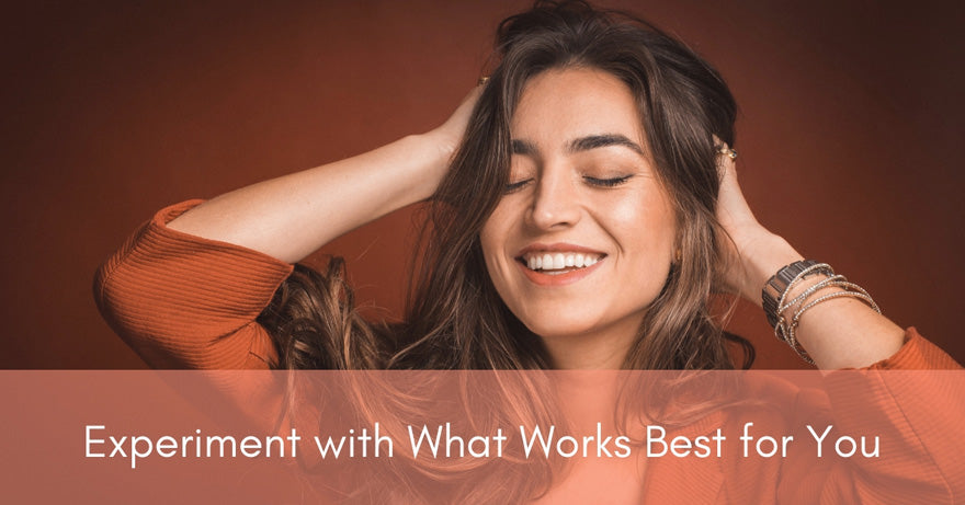 Experiment With What Works Best For You | How Often Should You Wash Your Hair?