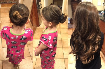 Before & After   CharlieCurls No Heat Hair Curler Results