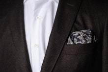 Pocket Square, Cotton Camouflage