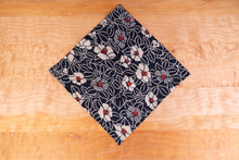 Pocket Square, Floral Cotton from Kiriko
