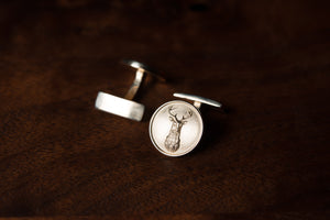 Solid 14K Gold Cufflinks