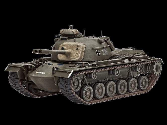 Revell Germany Military 1/35 M48A2/A2C Tank Kit