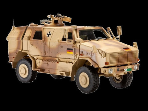 Revell Germany Military 1/35 Dingo 2A2 Armored Military Vehicle Kit