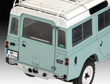 Revell Germany Cars 1/24 Land Rover Series III Kit