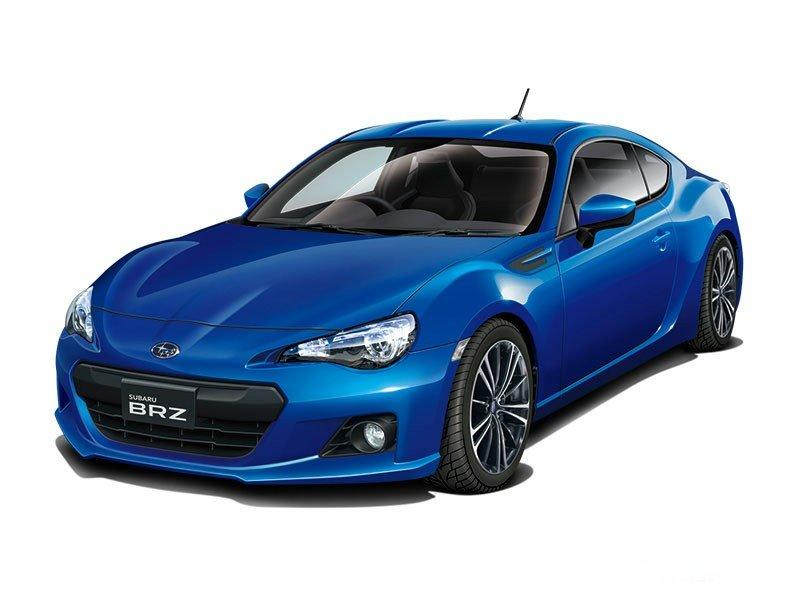 Aoshima Car Models 1/24 2012 Subaru ZC6 BRZ 2-Door Car Kit
