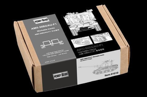Hobby Boss Military 1/35 2MX-30B2/AU-F1 TRACKS KIT