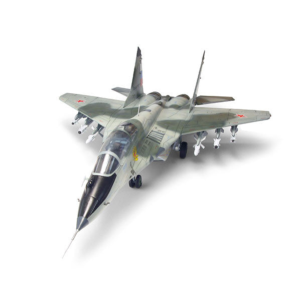 Academy Aircraft 1/48 Fulcrum B Russian Air Force Fighter Ltd. Edition Kit