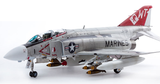 "Academy Aircraft 1/72 F-4J Phantom II USMC VMFA-232 ""Red Devils"" Kit"