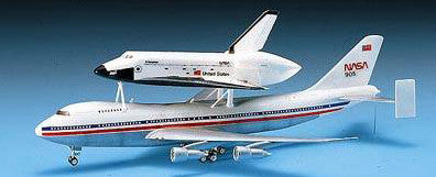 Academy Aircraft 1/288 Space Shuttle & B747 Carrier Aircraft Kit