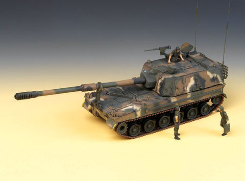 Academy Military 1/35 K9 Self-Propelled Howitzer ROK Army Tank Kit