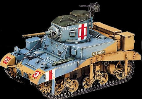 Academy Military 1/35 British M3 Stuart Honey Tank Kit