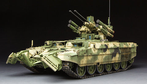 Meng Military Models 1/35 BMPT Terminator Kit