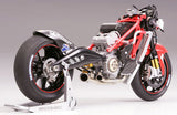 Tamiya Model Cars 1/12 Ducati Desmosedici Racing Motorcycle Kit