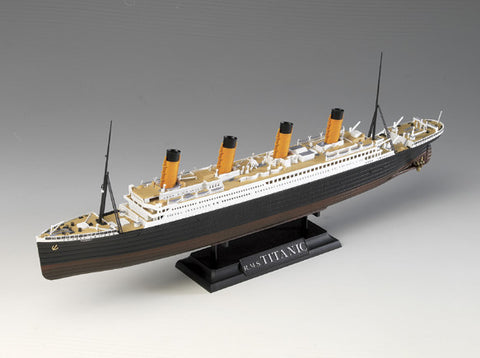 Academy Ships 1/700 RMS Titanic Ocean Liner Kit