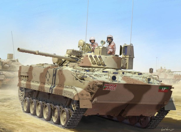 Trumpeter Military Models 1/35 Russian BMP3 UAE Infantry Fighting Vehicle Kit