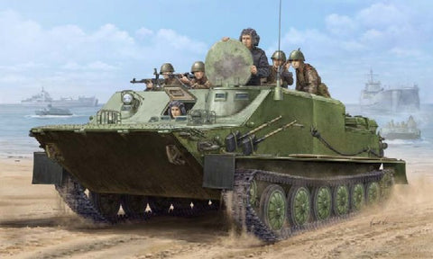 Trumpeter 437 Russian Special Operation Force in 1:35