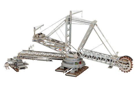 Revell Germany Military 1/200 Bucket Wheel Excavator 289 Limited Edition w/Paint & Glue Kit