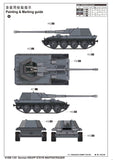 Trumpeter Military Models 1/35 German Krupp/Steyr 88mm PaK 43/3 Waffentrager Weapons Carrier Kit