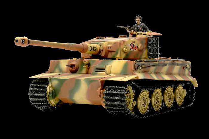 Tamiya Military 1/48 German Tiger I Late Production Tank Kit