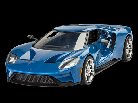 Revell Germany Cars 1/24 2017 Ford GT Kit