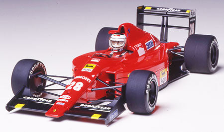 Tamiya Model Cars 1/20 Ferrari F189 Portuguese Late Ver Race Car Kit