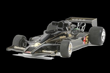 Tamiya Model Cars 	1/20 1977 Lotus Type 78 GP Race Car Kit