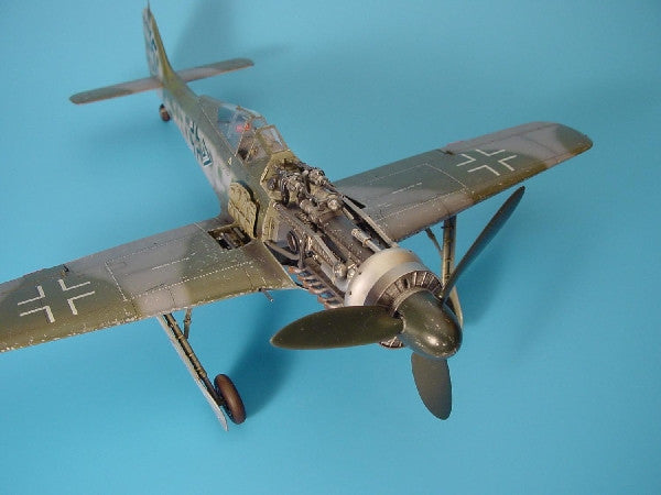 Aires Hobby Details 1/32 Fw190D Engine Set For HSG