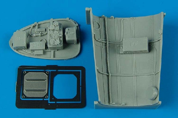 Aires Hobby Details 1/32 Bf109K Radio Equipment For HSG