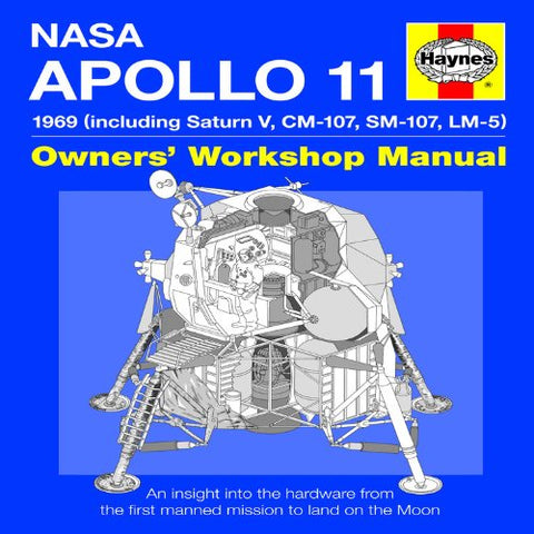 Motor Books NASA Mission, AS506 Apollo 11 Owners Workshop Manual