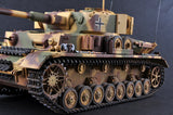 Trumpeter Military Models 1/16 German PzBeobWg IV Ausf J Medium Tank (New Variant) Kit