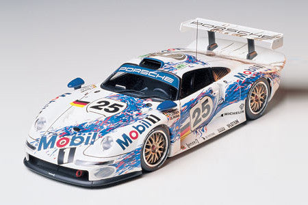 Tamiya Model Cars 1/24 Porsche 911 GT1 Car Kit