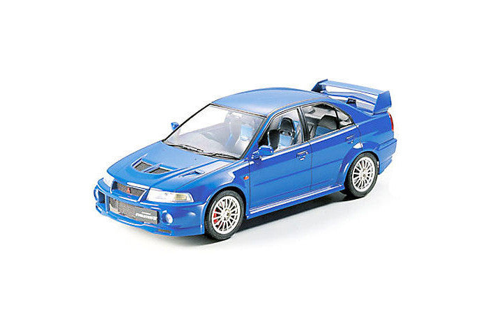 Tamiya Model Cars 1/24 Mitsubishi Lancer Evolution VI Car Kit