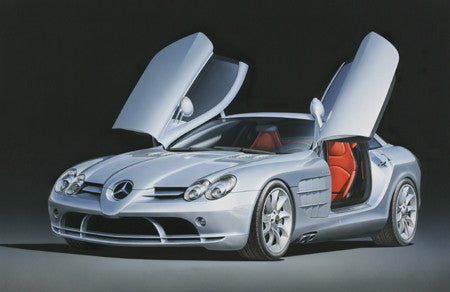 Tamiya Model Cars 1/24 Mercedes Benz SLR McLaren Car Kit