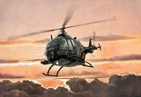 Italeri Aircraft 1/48 BO105/PAH1 Light Multi-Role Helicopter Kit