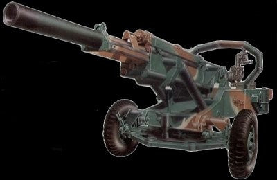 AFV Club Military 1/35 M102 105mm Howitzer Gun Kit
