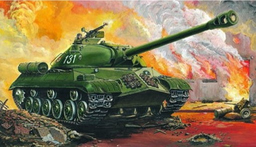 Trumpeter Military Models 1/35 Soviet IS-IIIM Heavy Tank Kit