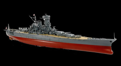 Tamiya Model Ships 1/350 IJN Musashi Battleship Kit
