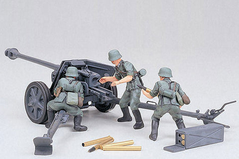 Tamiya Military 1/35 75mm Anti-Tank Gun Kit