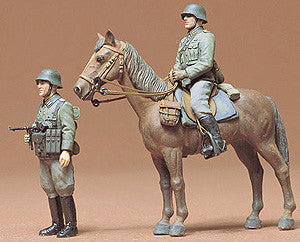 Tamiya Military 1/35 German Wehrmacht Infantry Kit