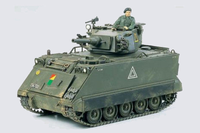 Tamiya Military 1/35 US M113A1 Fire Support Vehicle Kit